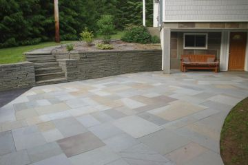 27-Thermaled Bluestone Patio