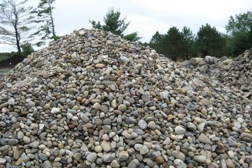 Extra Large Pebbles