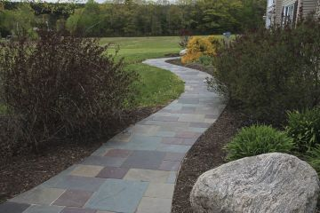 Photo 10 Slate Walkway