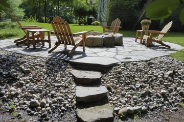 Photo 13 Fieldstone Patio