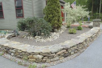Photo 22 Fieldstone Wall