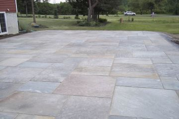 Photo 41 Natural Bluestone Patio